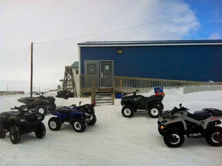 store in Brevig Mission, Alaska