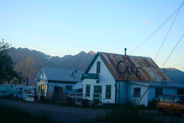 Seaview Cafe and Bar
